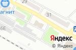 Схема проезда до компании Космакс в Азове