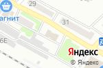 Схема проезда до компании ЭНИ в Азове