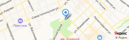 Манго на карте Азова