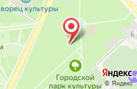 Схема проезда до компании Зелёный Сад в Азове