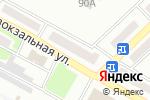 Схема проезда до компании АльянсАвто Lada Detal в Азове