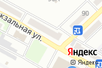 Схема проезда до компании Аккумуляторный центр в Азове