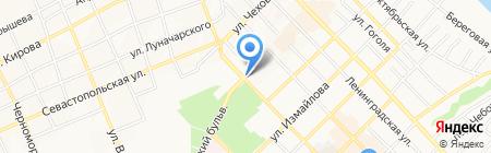 Пивной рай на карте Азова