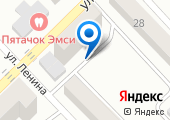Аптека №29 на карте