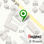 Местоположение компании Азовская автомобильная школа
