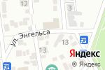 Схема проезда до компании Дента в Азове