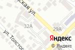 Схема проезда до компании Room Print в Азове