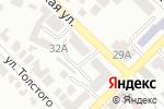 Схема проезда до компании Апельсин в Азове