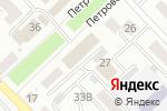 Схема проезда до компании Зенит в Азове