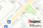 Схема проезда до компании Магазин ковров в Азове