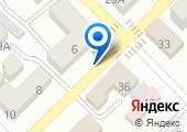 Кредитно-финансовый центр на карте
