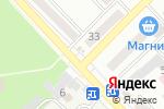 Схема проезда до компании Национальный платежный сервис в Азове