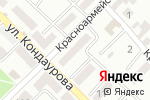 Схема проезда до компании Согаз-Мед в Азове