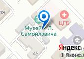 Детская центральная поликлиника г. Азова на карте