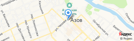 Oriflame на карте Азова