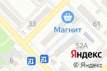 Схема проезда до компании АльфаСтрахование в Азове