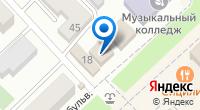 Компания ОФИСКЛАСС на карте