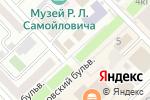 Схема проезда до компании Офис-класс! в Азове