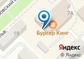 Азов на карте
