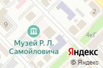 Схема проезда до компании Ростовская областная коллегия адвокатов в Азове
