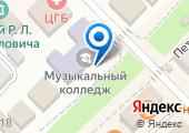 Донской педагогический колледж на карте