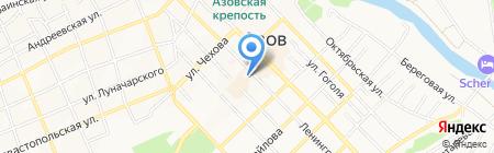 Language Link на карте Азова