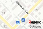 Схема проезда до компании Евростандарт в Азове