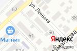 Схема проезда до компании Stork в Азове