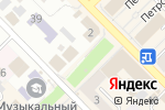 Схема проезда до компании Бульвар в Азове