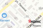 Схема проезда до компании Южная оконная компания в Азове