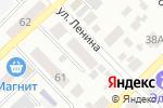 Схема проезда до компании Окна REHAU в Азове