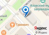Сеть магазинов книг и канцелярских товаров на карте