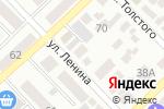 Схема проезда до компании SPA villa Relax в Азове