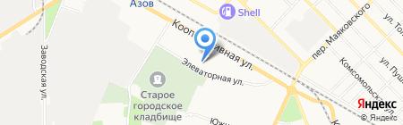 Форум на карте Азова