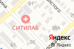 Схема проезда до компании Адвокатский кабинет Лукашова Е.П в Азове