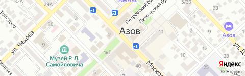 346757 Ростовская обл. Азовский р-н, пер. Строителей, д. 8