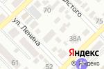 Схема проезда до компании Аквамастер Franmer в Азове