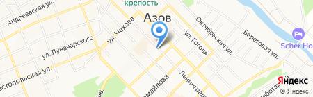 Отдел культуры Администрации Азовского района на карте Азова