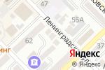 Схема проезда до компании Отдел культуры Администрации Азовского района в Азове