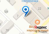 Детский сад №32 Якорек на карте