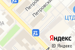 Схема проезда до компании QIWI в Азове