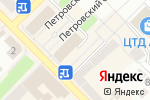 Схема проезда до компании Телефон.ру в Азове