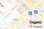 Схема проезда до компании Панорама в Азове