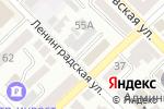 Схема проезда до компании Землеустроитель в Азове