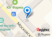 Центр технической инвентаризации, архитектуры и строительства г. Азова на карте