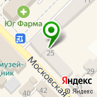 Местоположение компании Центр технической инвентаризации, архитектуры и строительства г. Азова