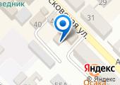 Станица Азовская на карте