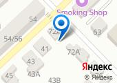 Автоинтерьер на карте