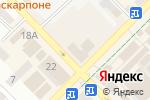 Схема проезда до компании Таки Ломбард в Азове