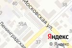 Схема проезда до компании Юридическая фирма в Азове